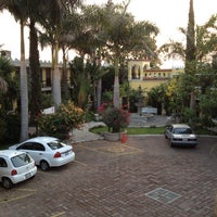 Photo taken at Hotel Posada Santa Fe by GILDARDO C. on 6/5/2013
