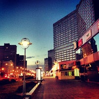 Photo taken at New Arbat Street by Vasiliy K. on 6/17/2013