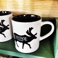 Photo taken at Caribou Coffee by Kristine Niko C. on 12/10/2013