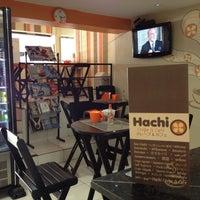 Foto tirada no(a) Hachi Crepe e Café por Miriam I. em 2/17/2013