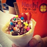 Foto tirada no(a) Hachi Crepe e Café por Miriam I. em 4/4/2013