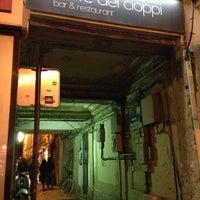 Photo taken at Caffe Dei Cioppi by Livia M. on 2/13/2014