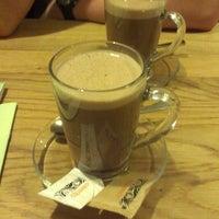 Photo taken at Kafe Pala by Andrea K. on 10/26/2014