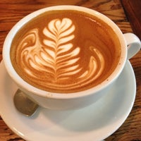 Photo taken at Joe the Art of Coffee by Chris M. on 10/31/2012