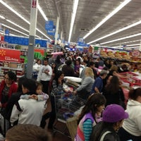 Photo taken at Walmart Supercenter by James on 11/23/2012
