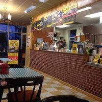 Photo taken at Dickey's Barbecue Pit by James on 9/12/2013