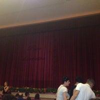 Photo taken at Cine Teatro Cagnola by Roberto Z. on 6/8/2014