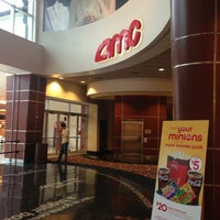 Photo taken at AMC Tysons Corner 16 by Madison L. on 8/23/2013