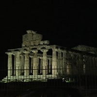 Photo taken at Paestum by Funda A. on 3/18/2017