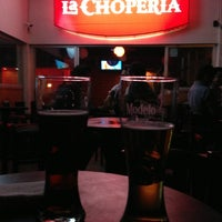 Photo taken at La Chopería by Luis Felipe S. on 10/11/2013