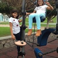 Photo taken at Parque de los Galgos by Jorge H. on 11/25/2012