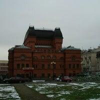 Photo taken at Могилёвский драматический театр by Anton S. on 11/2/2012