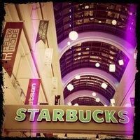Photo taken at Starbucks by Hilal E. on 4/16/2013