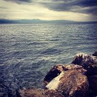 Foto tirada no(a) Kırkpınar Göl Kenarı por Abdullah A. em 4/14/2013