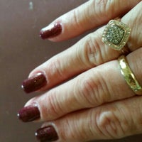 Photo taken at Nail Dimensions by Elizabeth S. on 6/6/2015