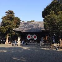 Photo taken at 有玉神社 by suchi on 2/11/2015