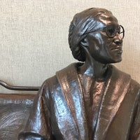 Photo taken at Rosa Parks Library and Museum by Bob F. on 9/22/2017