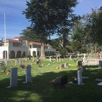 Photo taken at San Carlos Cemetery by Ekaterina U. on 10/22/2016