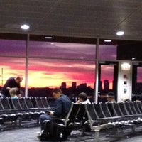 Photo taken at Airside A by Susan B. on 2/4/2013