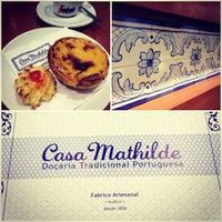 Foto tirada no(a) Casa Mathilde por patrícia t. em 7/11/2013