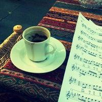 Photo taken at Çınar Cafe by Erol D. on 10/14/2012