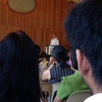 Photo taken at Seveventh Day Adventist SDA Church by Maki M. on 4/6/2013