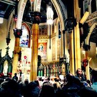 Photo taken at St. Patrick's Basilica by Savvy S. on 12/31/2013