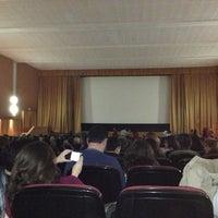 Photo taken at Cine La Esperanza by Carmen A. on 2/10/2013