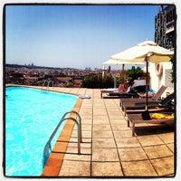 7/28/2013 tarihinde Carmen A.ziyaretçi tarafından NH Gran Hotel Calderón'de çekilen fotoğraf
