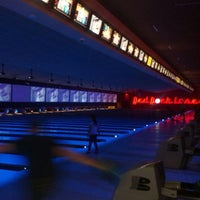 Photo taken at Red Rock Lanes by Michelle E. on 3/9/2013