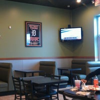 Photo taken at Jet's Pizza by Michael B. on 11/2/2012
