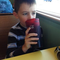 Photo taken at Tom's Diner by Elaine W. on 4/20/2013
