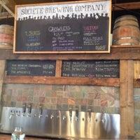 Das Foto wurde bei Societe Brewing Company von Matt H. am 5/22/2013 aufgenommen