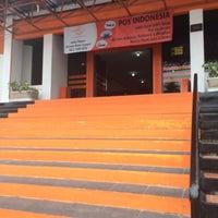 Photo taken at Kantor Pos Balikpapan (Pusat) by satria nur r. on 7/17/2016