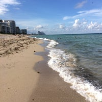 Photo taken at Surfside Beach @ 94th St. by Richard D. on 8/1/2014