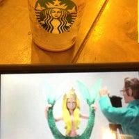 Photo taken at Starbucks by Richard D. on 1/14/2013