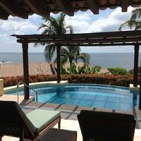 Photo taken at Four Seasons Resort Punta Mita by Craig Z. on 7/8/2013