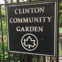 Foto scattata a Clinton Community Garden da Craig Z. il 7/25/2017
