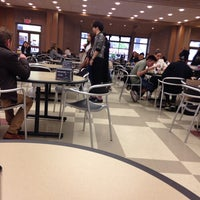Photo taken at FIT Cafeteria by Jonah C. on 4/28/2014