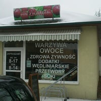 Photo taken at Poziomka by Mariusz K. on 1/29/2014