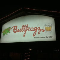 Photo taken at BullFrogz by Matt B. on 11/11/2012