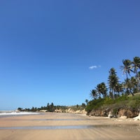 Photo taken at Praia dos Caetanos by Kuka on 7/26/2018