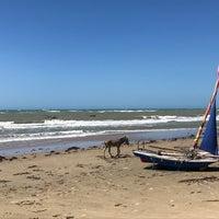 Photo taken at Praia dos Caetanos by Kuka on 7/24/2018