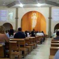 Photo taken at Igreja São Sebastião by Renata M. on 11/18/2012