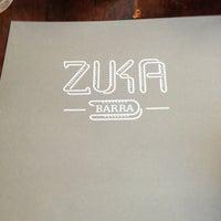 Photo taken at Zuka by Letícia C. on 5/25/2013