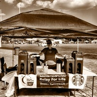 Photo taken at relay for life 2013 by Eliot G. on 5/31/2013
