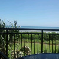 Photo taken at Atlantic Grille at Hammock Beach by Madeline C. on 8/14/2013