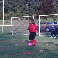 Photo taken at Wappingers Soccer Field by Jason D. on 9/17/2012