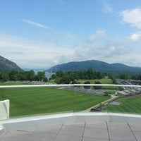 Photo taken at USMA Library by Jason D. on 6/3/2013