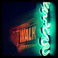 Photo taken at Universal CityWalk by Haley W. on 10/25/2012
